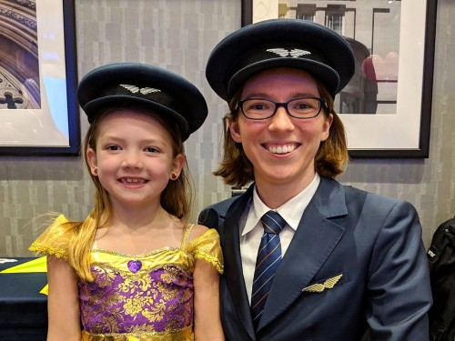 Women of Aviation Week: Porter Airlines' Claire Lemiski