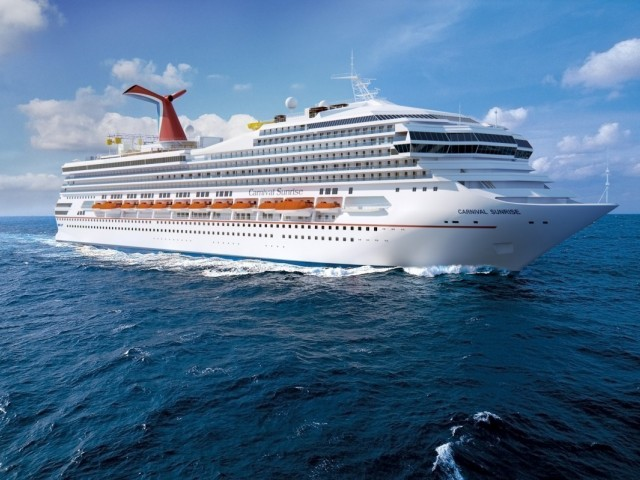 Carnival offering ship tours & Seminars at Sea to agents