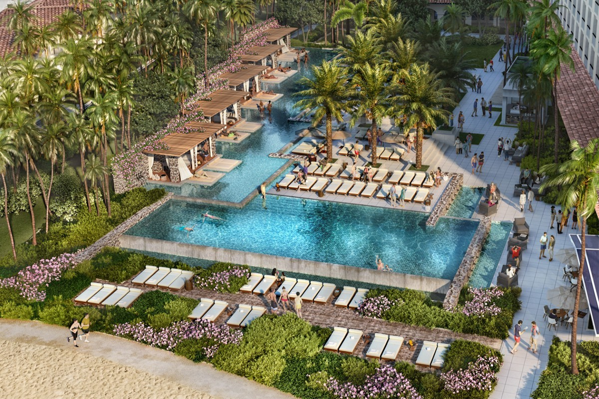 Hyatt Regency Aruba to get new adults-only pool this fall
