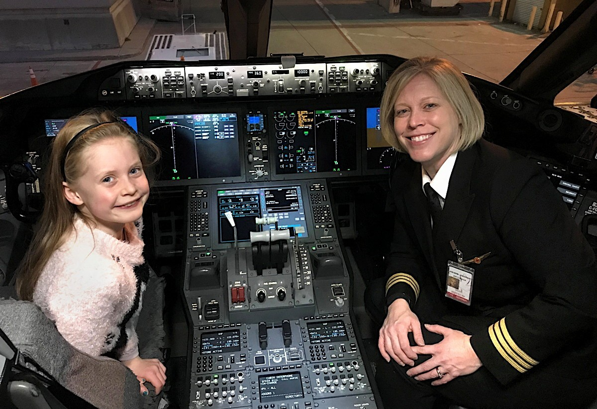 Women of Aviation Week: Air Canada's Micheline Metcalfe