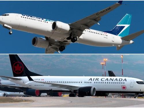 WestJet, Air Canada respond to 737 MAX 8 crisis