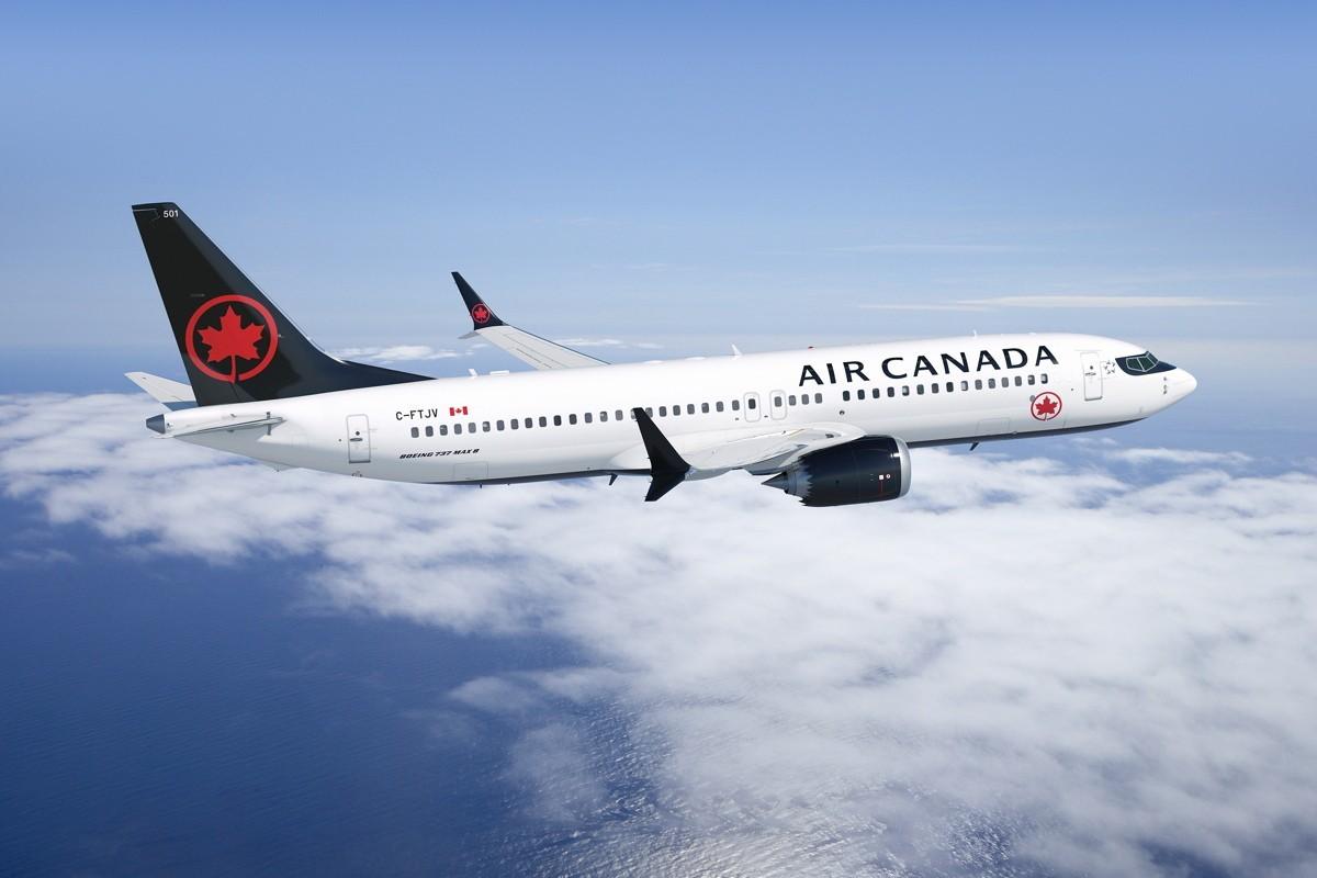 U.K. ban on 737 MAX 8 cancels Air Canada Halifax-London flight