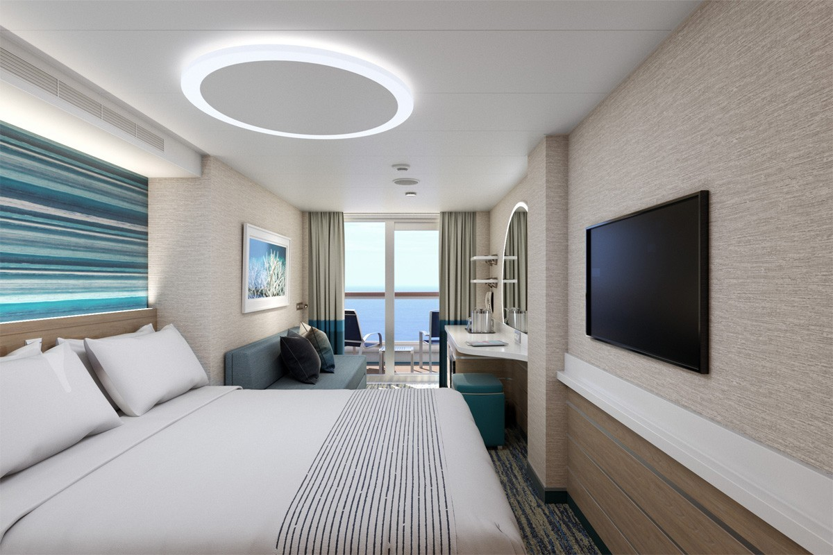 Carnival Cruise Lines introduces new stateroom design on Mardi Gras