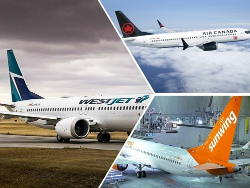 Boeing 737 MAX grounded: Air Canada, Sunwing & WestJet respond