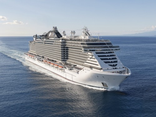 Canadians win big at MSC Cruises' True Partnerships Awards