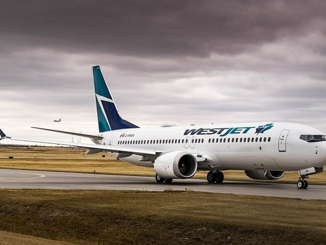 93% of WestJet's service unaffected by Boeing 737 MAX 8 incident