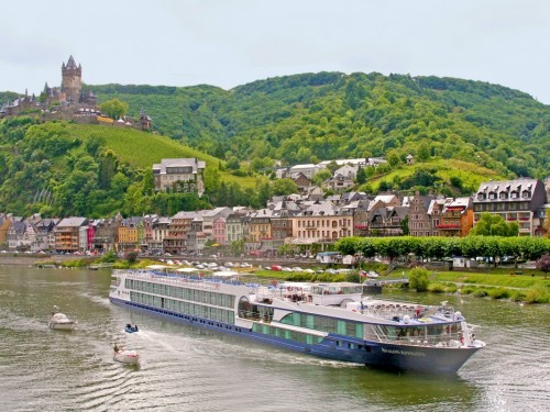 Avalon adds shorter European cruises for 2020