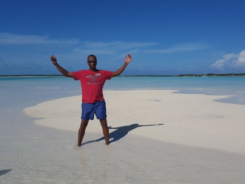 PAX checks in with Paul Strachan, Bahamas Ministry of Tourism