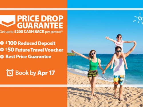 Sunwing offering 4X the points for select summer bookings