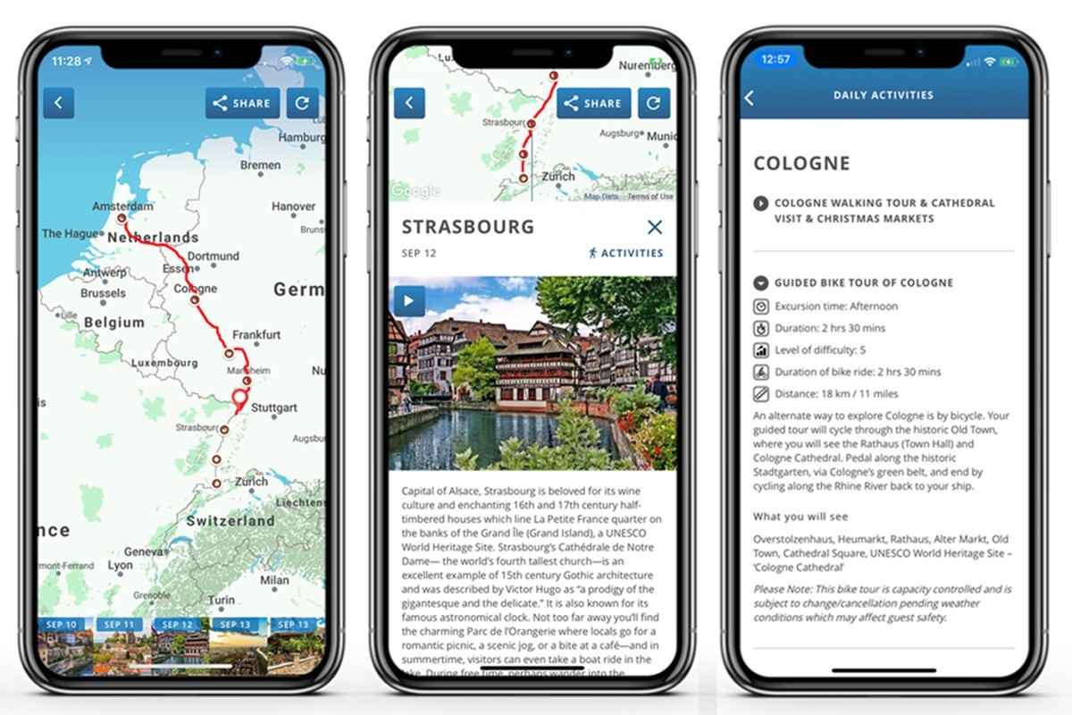 AmaWaterways launches new mobile app