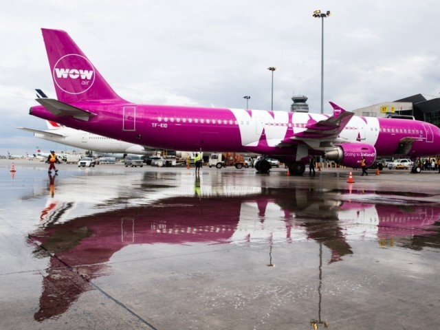WOW Air ceases operations; passengers stranded