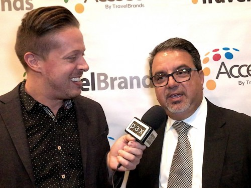 VIDEO: TravelBrands unveils innovative technology at Agent Appreciation series