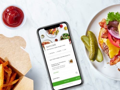 You can now order Uber Eats to YYZ's Terminal 3