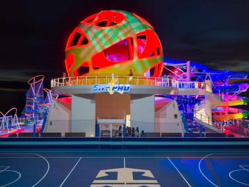 Royal Caribbean closes SkyPad trampoline after lawsuit filed