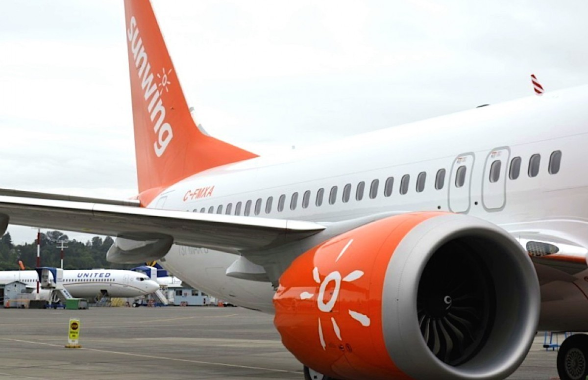 Sunwing issues update on Boeing 737 MAX 8 groundings