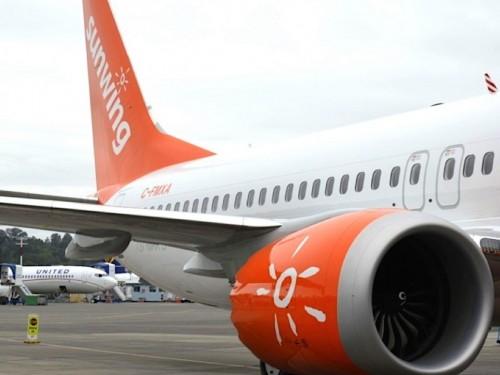 Sunwing issues update on Boeing 737 MAX 8 groundings