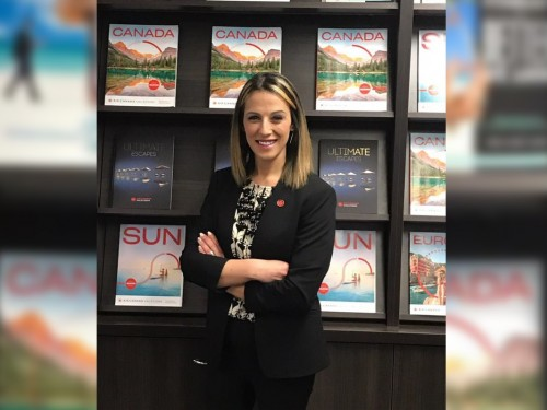 Erminia Nigro joins Air Canada Vacations