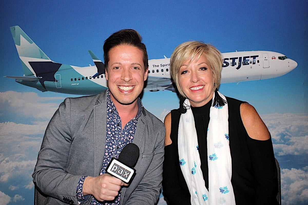 VIDEO: Jane Clementino unpacks WestJet's new strategy at travel trade expo