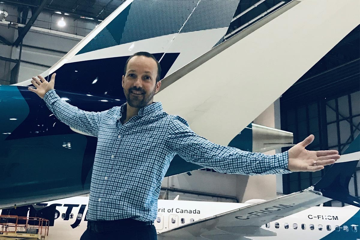 WestJet hires Andrei Losinski as newest BDM