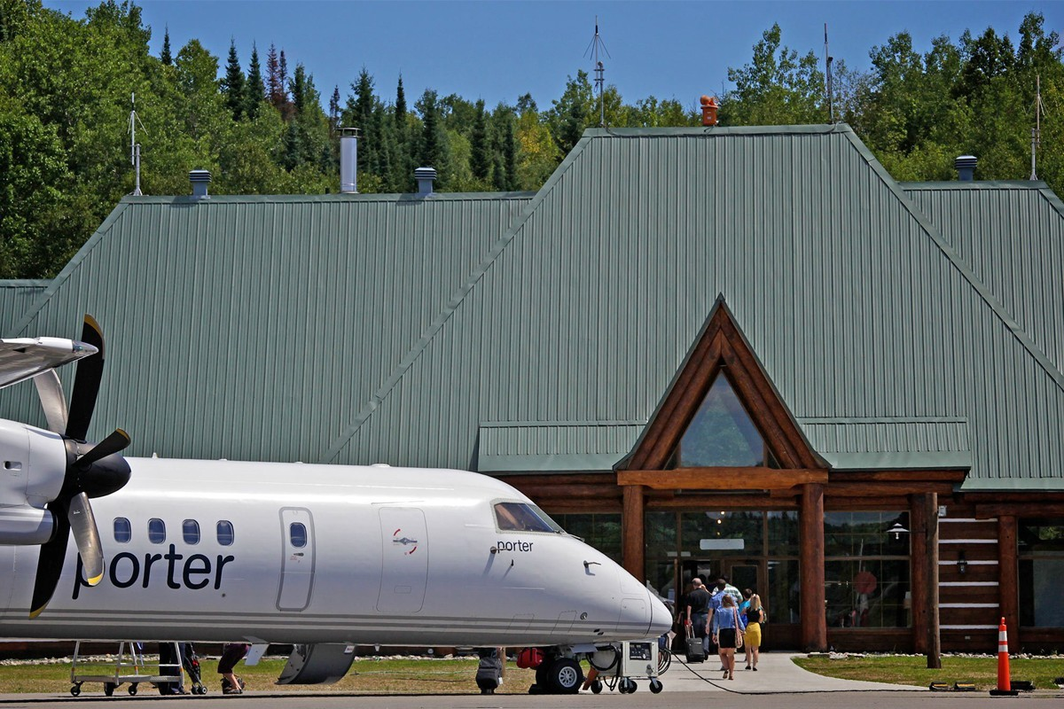 Porter brings back summer service to Mont Tremblant