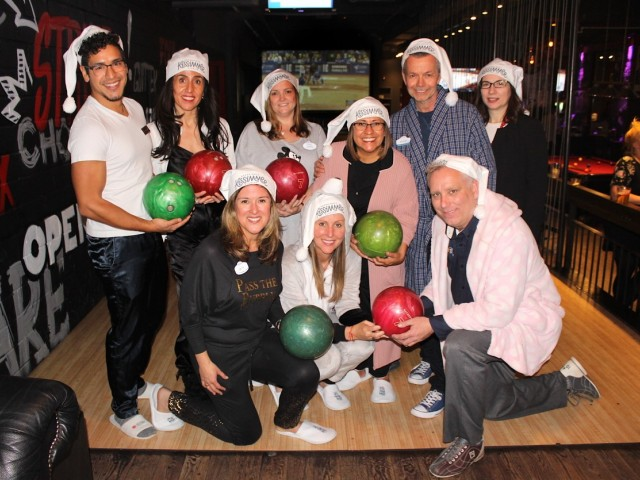 Flight Centre agents have a ball with Experience Kissimmee in Toronto