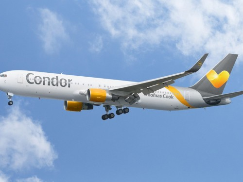 Condor increases summer departures out of YYZ, YVR, & YYC