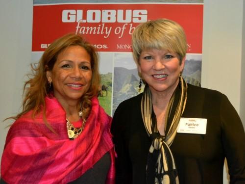Globus' Patrice Geske retiring this June