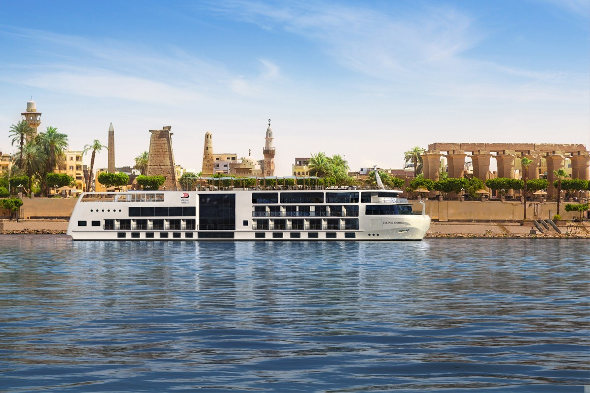 PHOTOS: Viking Osiris coming to the Nile for 2020
