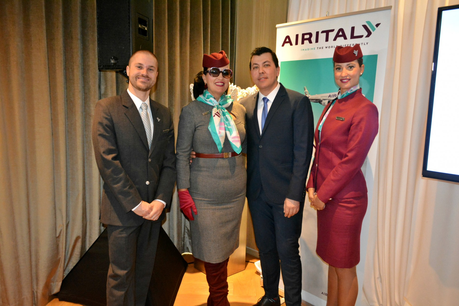Air Italy launches direct service from Toronto to Milan