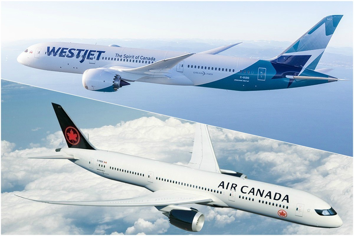 Post-Boeing 737 MAX 8 groundings, Air Canada & WestJet report record Q1 earnings