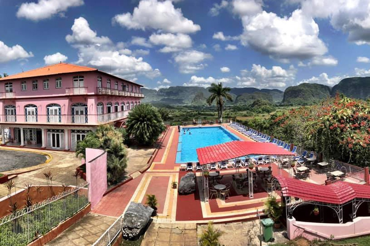 PHOTOS: An affordable family-friendly hotel in Viñales, Cuba