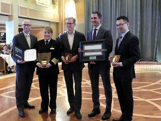 Cunard Line makes momentous return to Vancouver