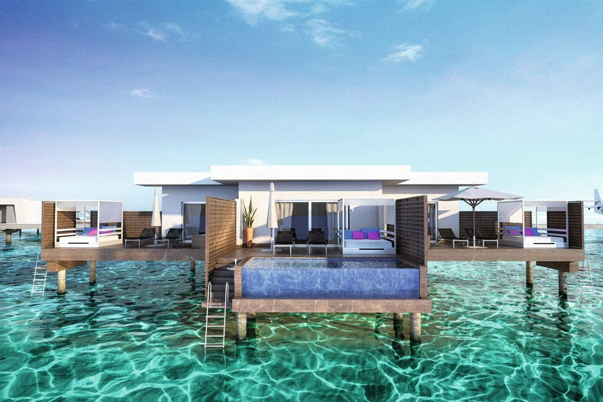 PHOTOS: RIU opens two new hotels in the Maldives