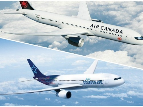 Hurdle in the sky: Air Canada, Air Transat shareholder opposes purchase bid