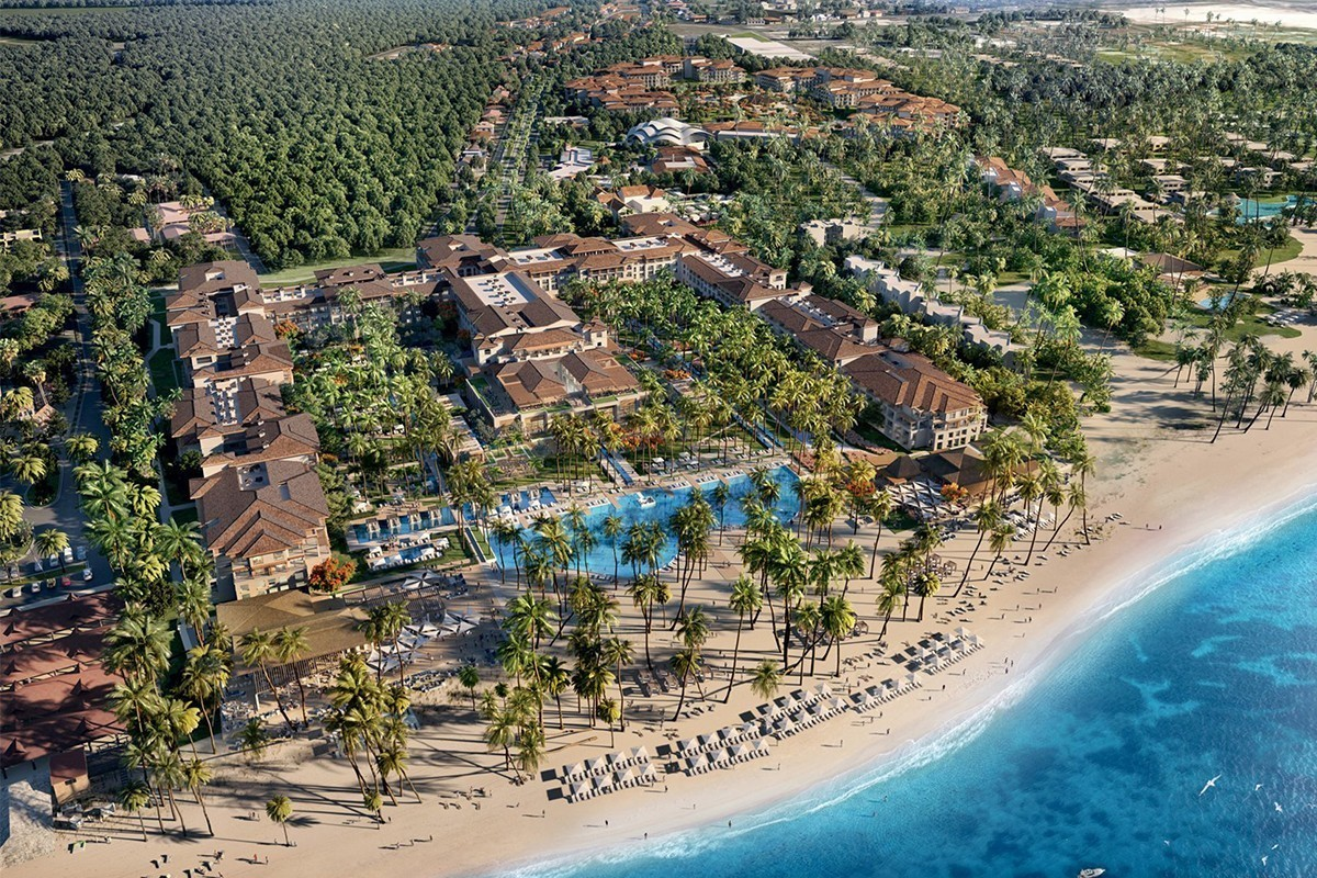 PHOTOS: A mega resort just opened in Punta Cana