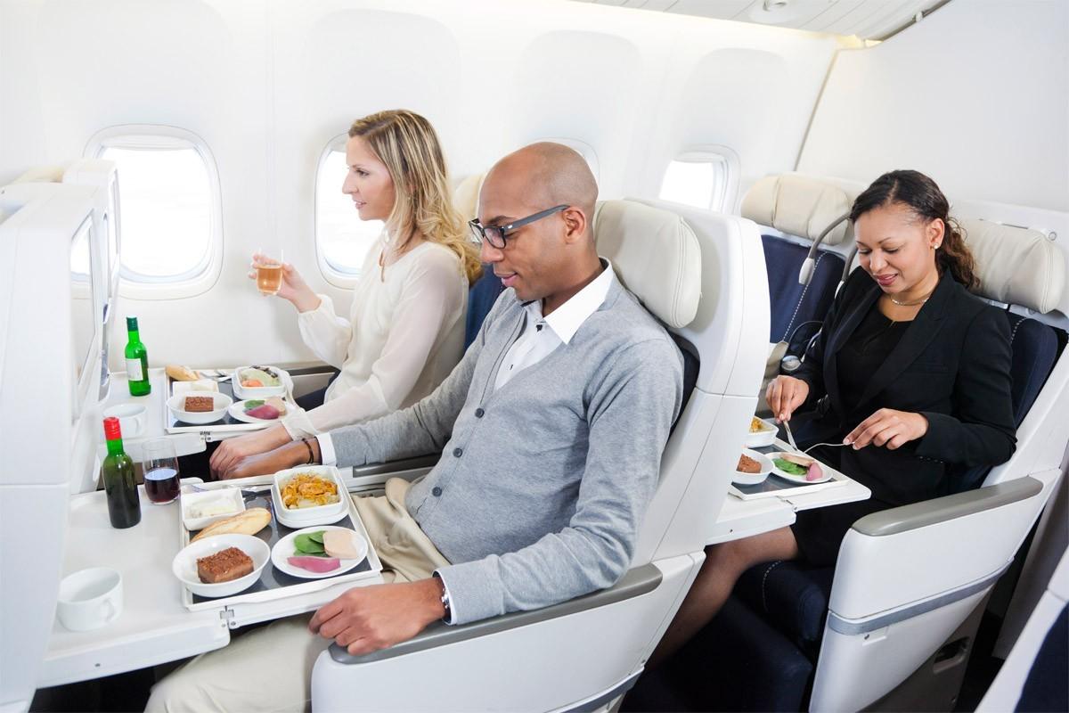 Air France cuts single-use plastics