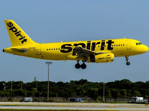 Spirit CEO eyes Canadian market