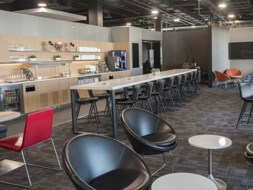 Air Canada unveils Maple Leaf Lounge Express in YYZ