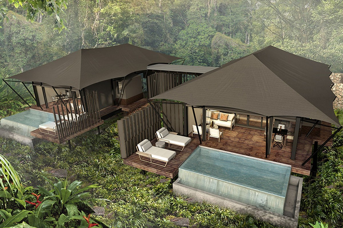 PHOTOS: Luxury tented camping experience coming to Costa Rica