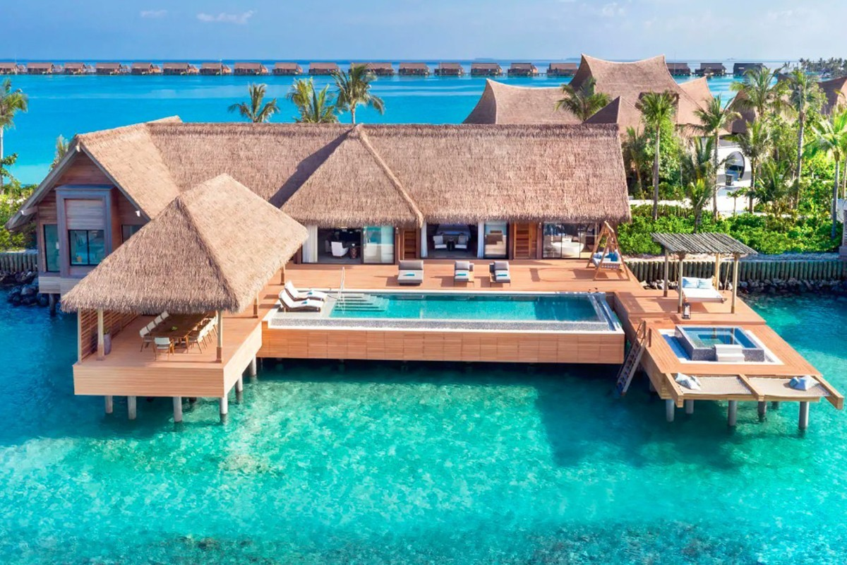PHOTOS: Waldorf Astoria Maldives Ithaafushi opens this year
