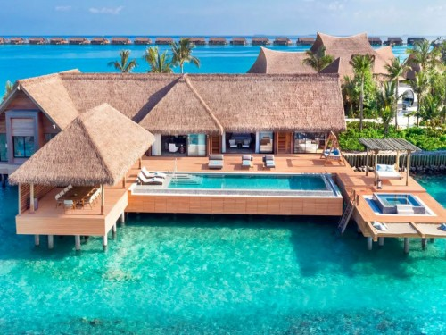 PHOTOS: Waldorf Astoria Maldives Ithaafushi opens this year