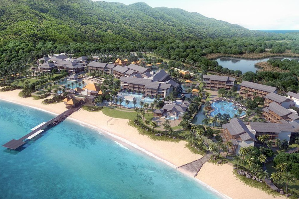 Opening date announced for Kempinski Dominica