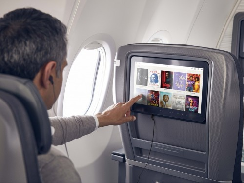 Air Canada partners with Crave & Stingray for better in-flight entertainment