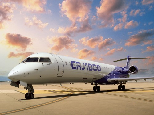 Bombardier sells its regional jet program to Mitsubishi for $550M