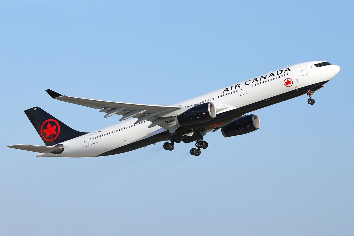 Air Canada increases service to Atlantic Canada by 8%
