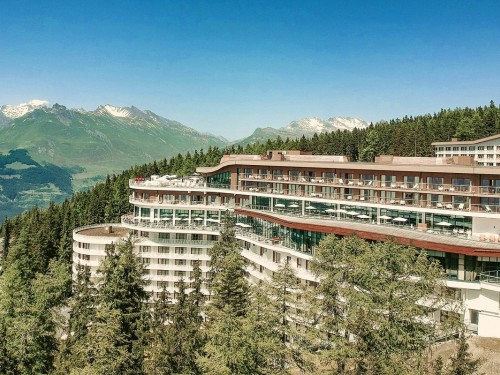 PAX On Location: Exploring Club Med Arcs Panorama
