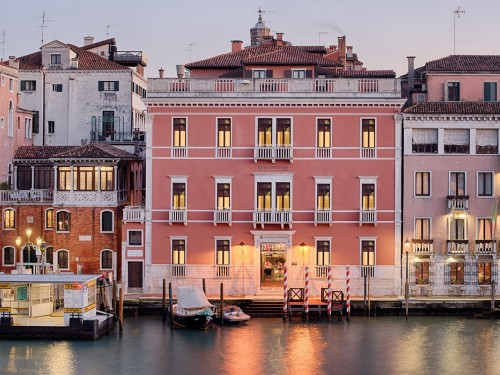 Three hotels in Venice to stay in before your cruise