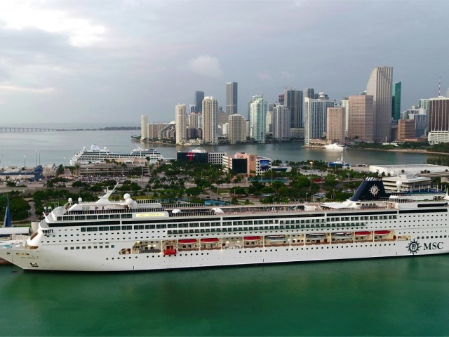 MSC Armonia will make weekly visits to Ocean Cay