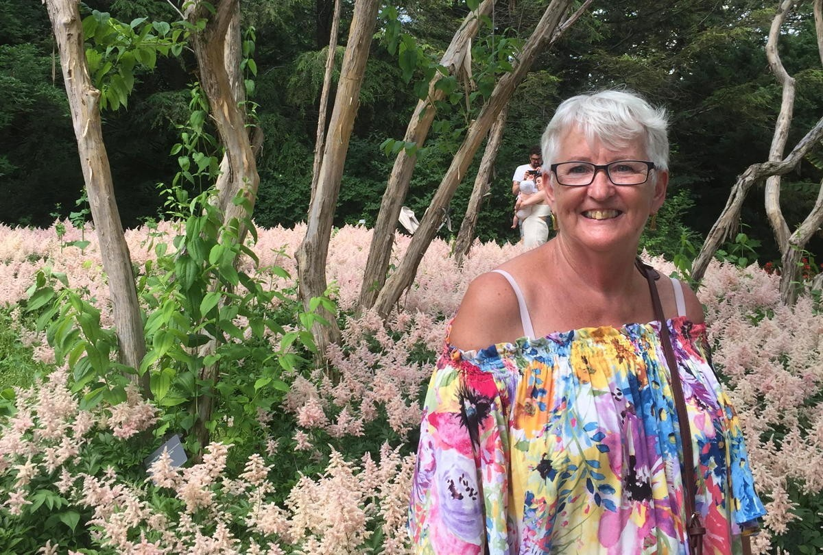 Monday Minute: Uniglobe's Ethel Hansen Davey