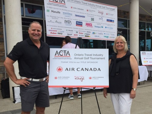 Networking and giving back at ACTA's 2019 golf tournament
